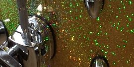 $ - $$$ Glitters and Sparkles Drum Wrap