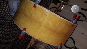 Straight and Tight - Drum Wrap Instructions