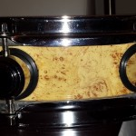 Birds Eye Maple Drum Wrap