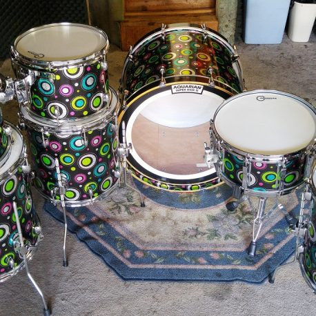 Unique drum Wrap