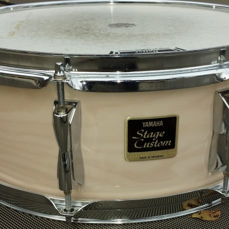 Scandinavian Birch Wood Grain Drum Wrap