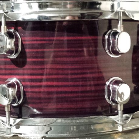 Exotic Rosewood Wood Grain Drum Wrap