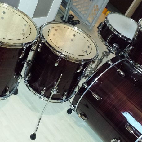 Exotic Rosewood Drum Wrap
