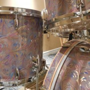 Alien Breath Unique Drum Wrap