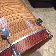 Zebrawood Drum Wrap