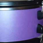 Solid Purple Pearl Drum Wrap