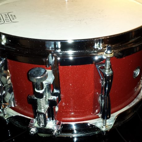 Berry Red True Sparkle Drum Wrap