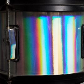 Walopus Pearlescent Rainbow Drum Wrap