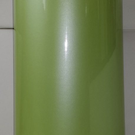 Lime Green Pearl Drum Wrap