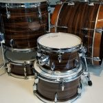 Monte Carlo Walnut Drum Wrap