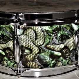 Alien Hyde Drum Wrap
