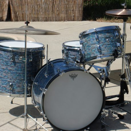 """""""your Caribbean Abalone Wrap brought my Ludwig Standards back from the dead."""""""