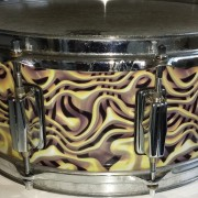 Alien Coleslaw Drum Wrap