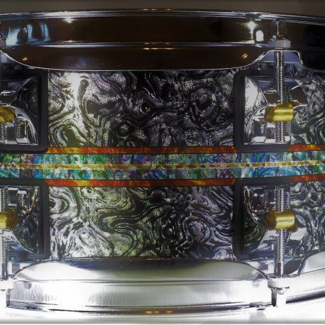 Custom Pearl Drum Wrap