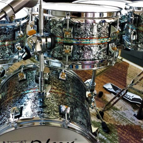 Pearl of Dreams with added inlay strip