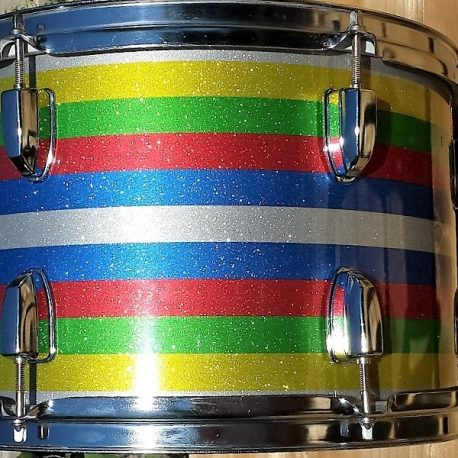 Salesman Sparkle Drum Wrap