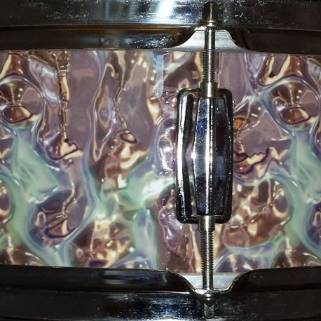 7 Grade Iridium Drum Wrap