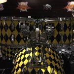 Your Artwork Custom Drum Wrap