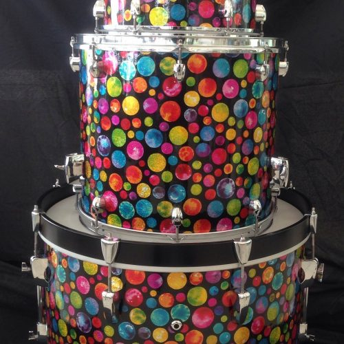 Unicorn Freckles Drum Wrap