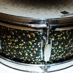 Mardi Gras Drum Wrap