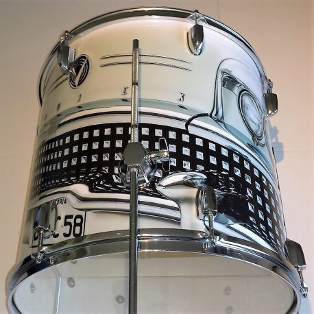 58 Convertible Drum Wrap