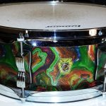Gemstone Cocktail Sparkle Drum Wrap