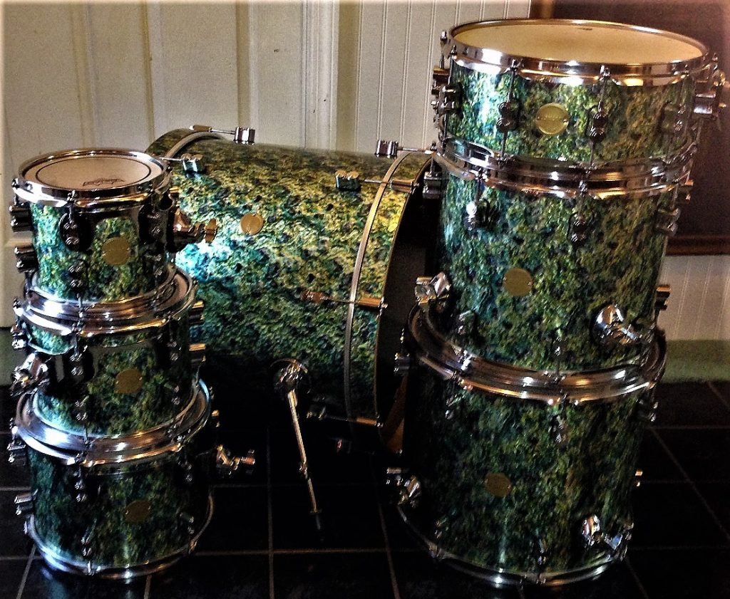 Professor Z's Abalone Drum Wrap