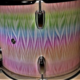 Smooth Operator Satin Strand Drum Wrap