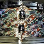 New Orleans Nights Drum Wrap