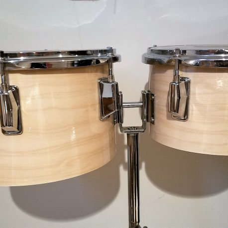Hemlock Wood Grain Drum Wrap