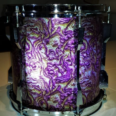 Royal Banquet Sparkle Drum Wrap