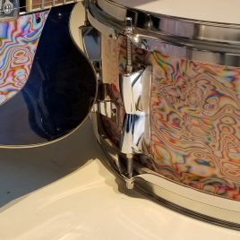 Swedish Abalone Drum Wrap